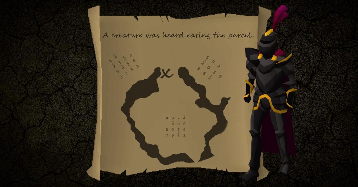 osrs crack the clue 2 armor