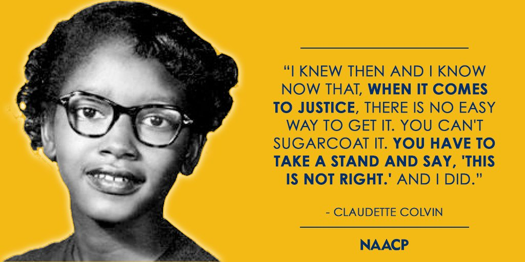 Image result for claudette colvin