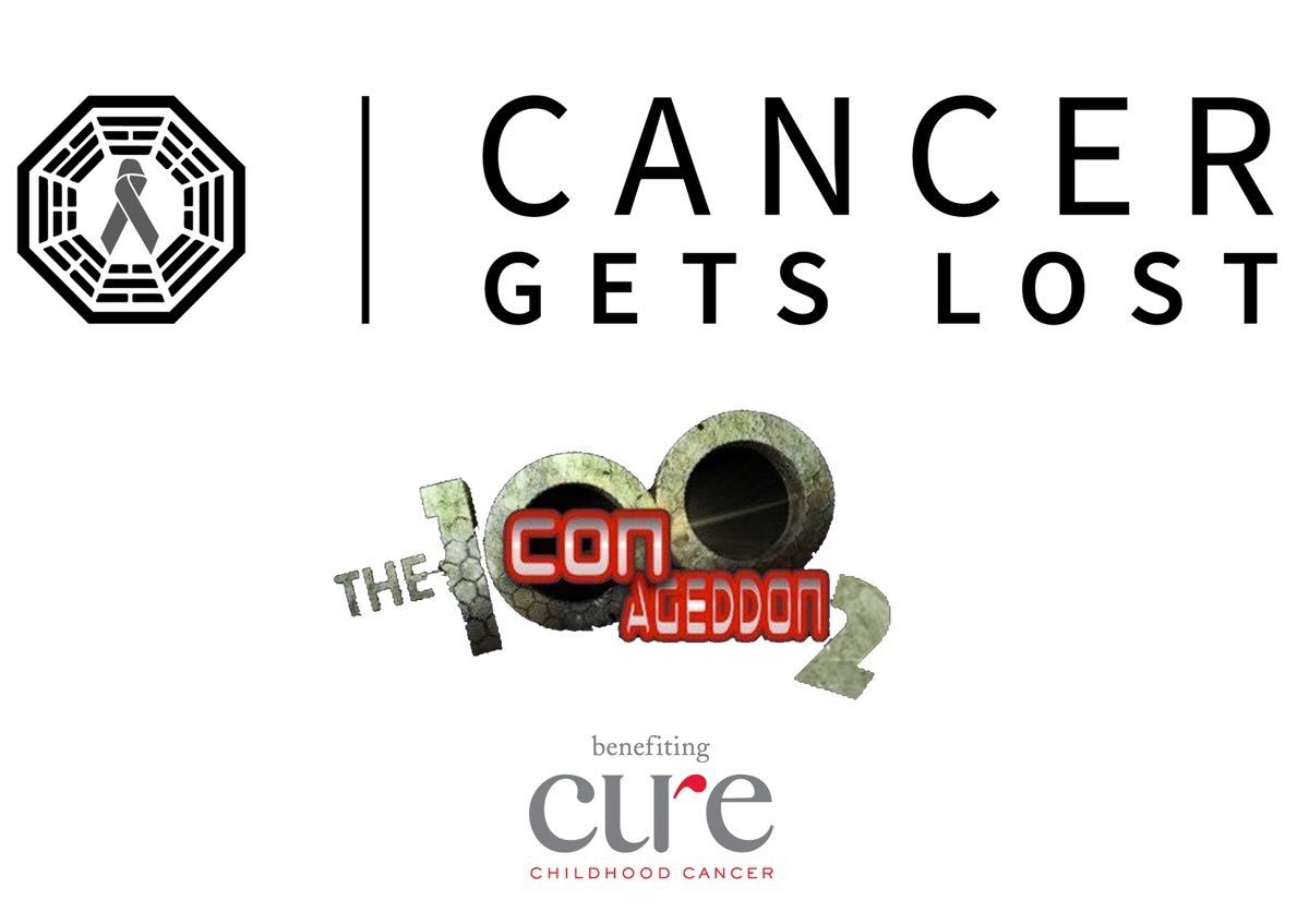 The final 24 hrs of a @CancerGetsLOST charity auction: amazing! This #Conageddon2 online auction means so much to me, to be able to honor Isla &amp; donate all proceeds to @CUREchildcancer, for families w/children battling cancer. Thank you, kind The 100 fans!  http:// cancergetslost.org/now-open-the-2 019-cgl-conageddon2-online-charity-auction/ &nbsp; … <br>http://pic.twitter.com/OwT52XK0GR