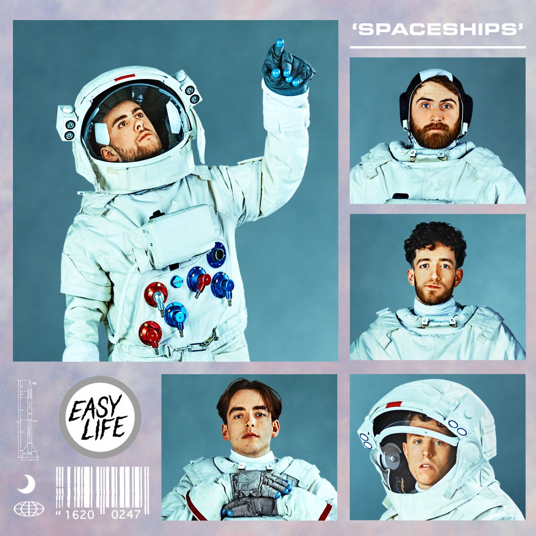 Listen to the brand new 'Spaceships' mixtape from @easylifemusic 🚀🚀🚀 easylife.lnk.to/spaceshipsmixt…