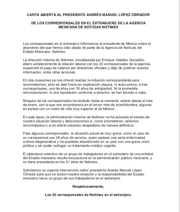 @Agenzia_Ansa I corrispondenti esteri dell\