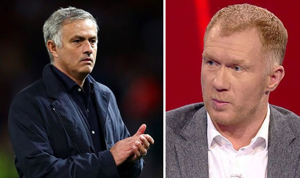 """🗣 """"Paul Scholes criticised me when I was the manager at some of the biggest clubs in the world while he only lasted for 31 days at Oldham Athletic. Go back to the studio.""""  - José Mourinho. 💀"""