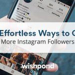 21 Effortless Ways to Get More Instagram Followers https://t.co/tQcbmAY8NS #Instagram #instagrammarketing