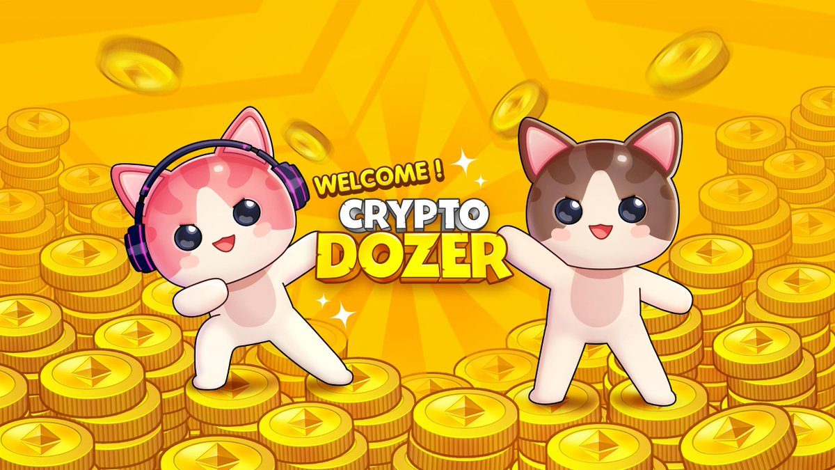 Cryptodozer blockchain game 2020