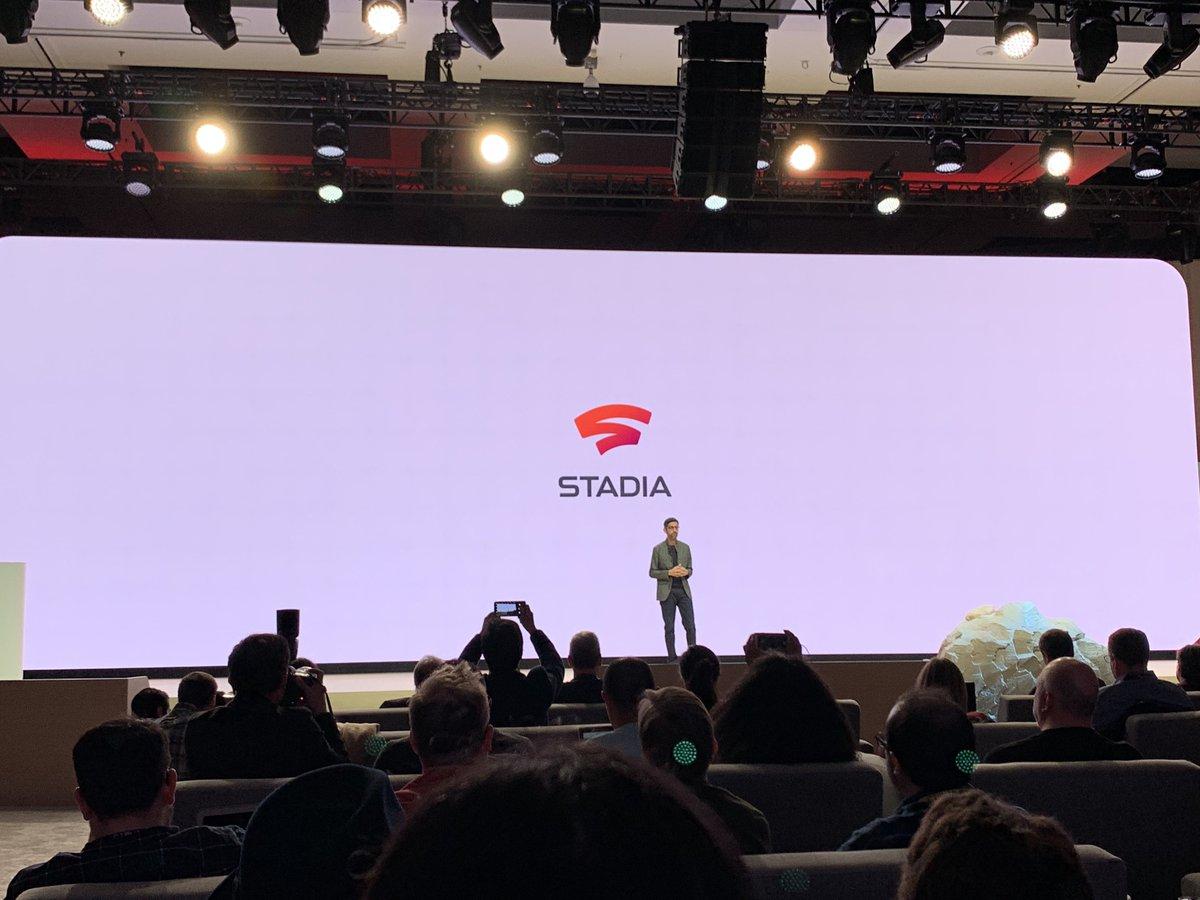 Google announces its new gaming platform Stadia #GDC2019