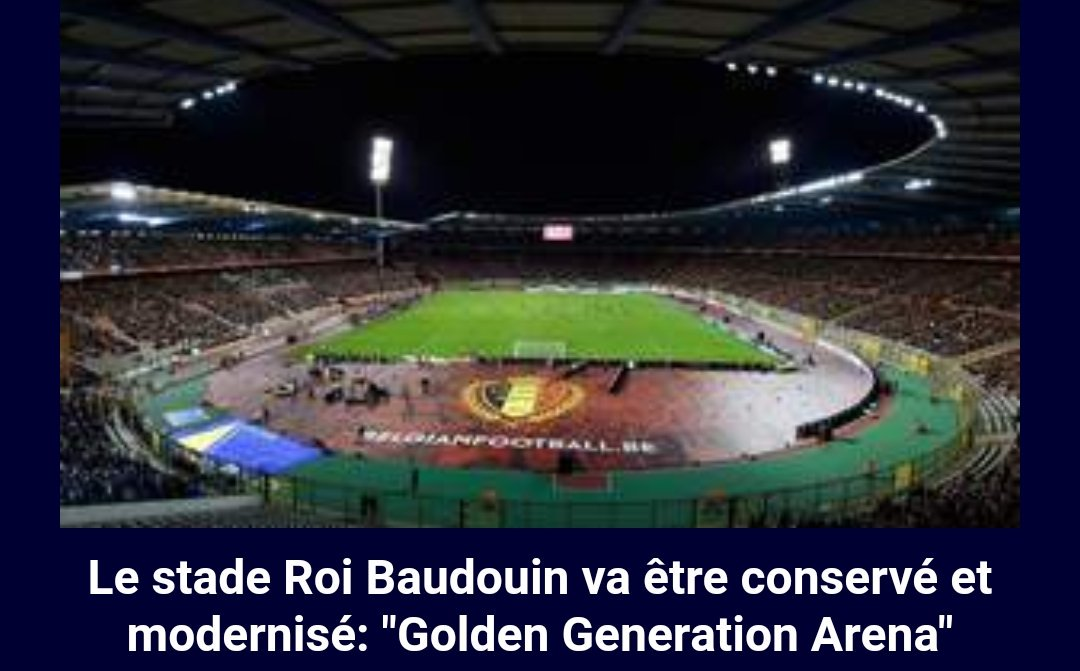 La Golden Tich Arena @benjadeceuninck @PabloOfficiel  #BelgianRedDevils #RedTogether #ComeOnBelgium https://t.co/uRKY4PUD7X