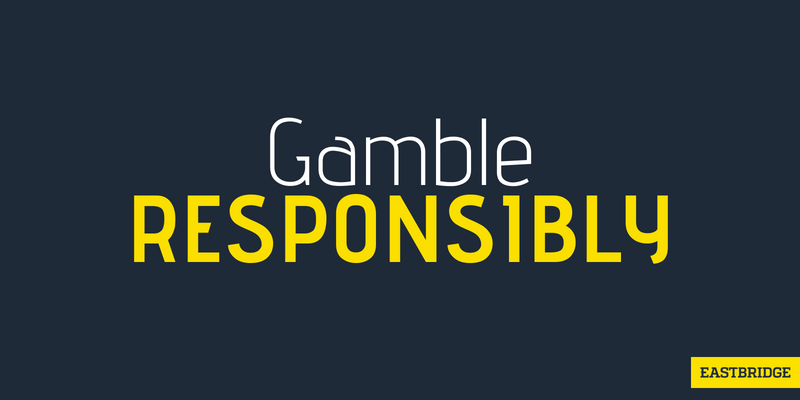 .@Eastbridge_SB are committed to responsible gambling.  ✅ Please gamble responsibly.  ✅ Only gamble what you can afford. ✅ Keep track of the time and amount you spend gambling. 👉 http://ow.ly/Pjdw30naFg2  🔞 For the facts about gambling visit http://gamcare.org.uk