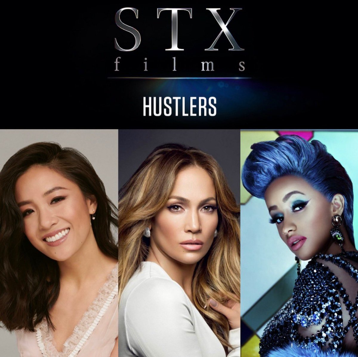 Cardi B to Join Jennifer Lopez and Constance Wu in New Movie, 'Hustlers'