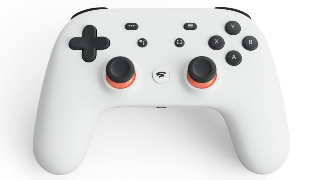 RT @GameSpot: Here's a look at Google's video game controller #GoogleGDC19 https://t.co/zdg2z5HOA2 https://t.co/3TB9NjAZUX