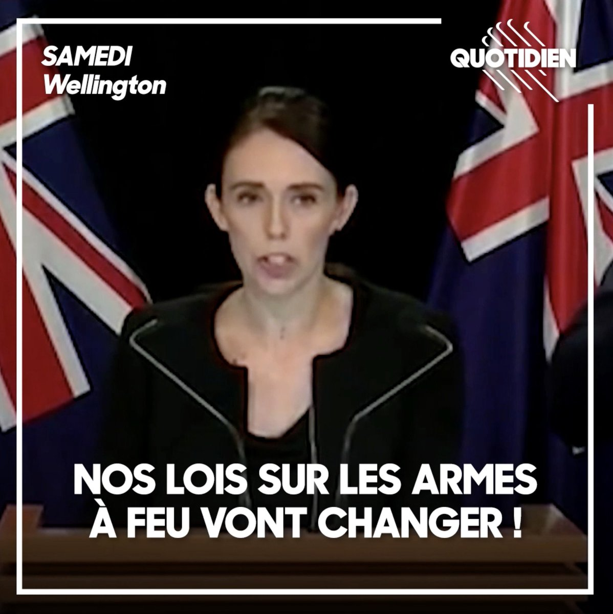 Quotidien's photo on Christchurch