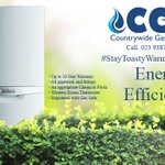 Image for the Tweet beginning: Energy savings. #Goals2019 #StayToastyWarm with #CGS