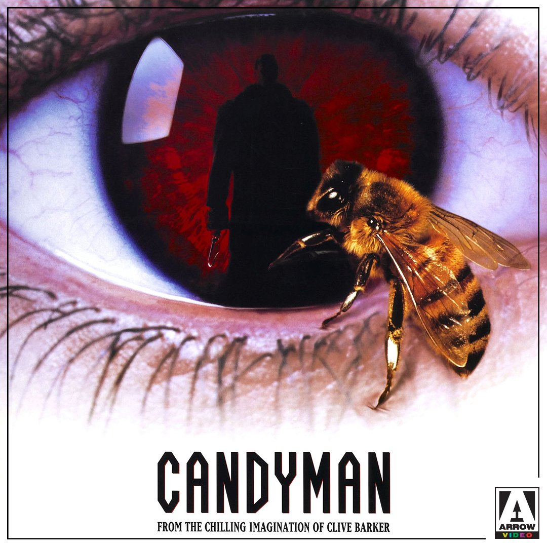 On this day in 1993, Clive Barker's CANDYMAN hooked audiences in 🇬🇧 cinemas. https://t.co/I5eIAaWgRl