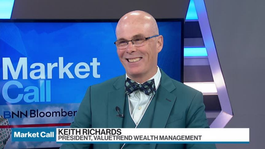 Top Picks from Keith Richards http://bnnbloomberg.ca/1.1231298