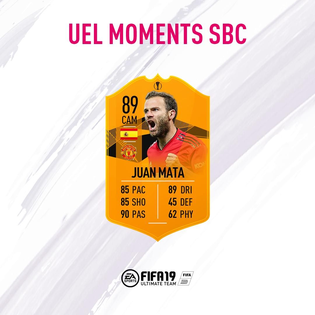 The @ChelseaFC hero in 2012/13, his assists in the Europe League final and his overall performance in the competition were next level. UEL Moments SBC live now! <br>http://pic.twitter.com/WLxa9VVC6Z