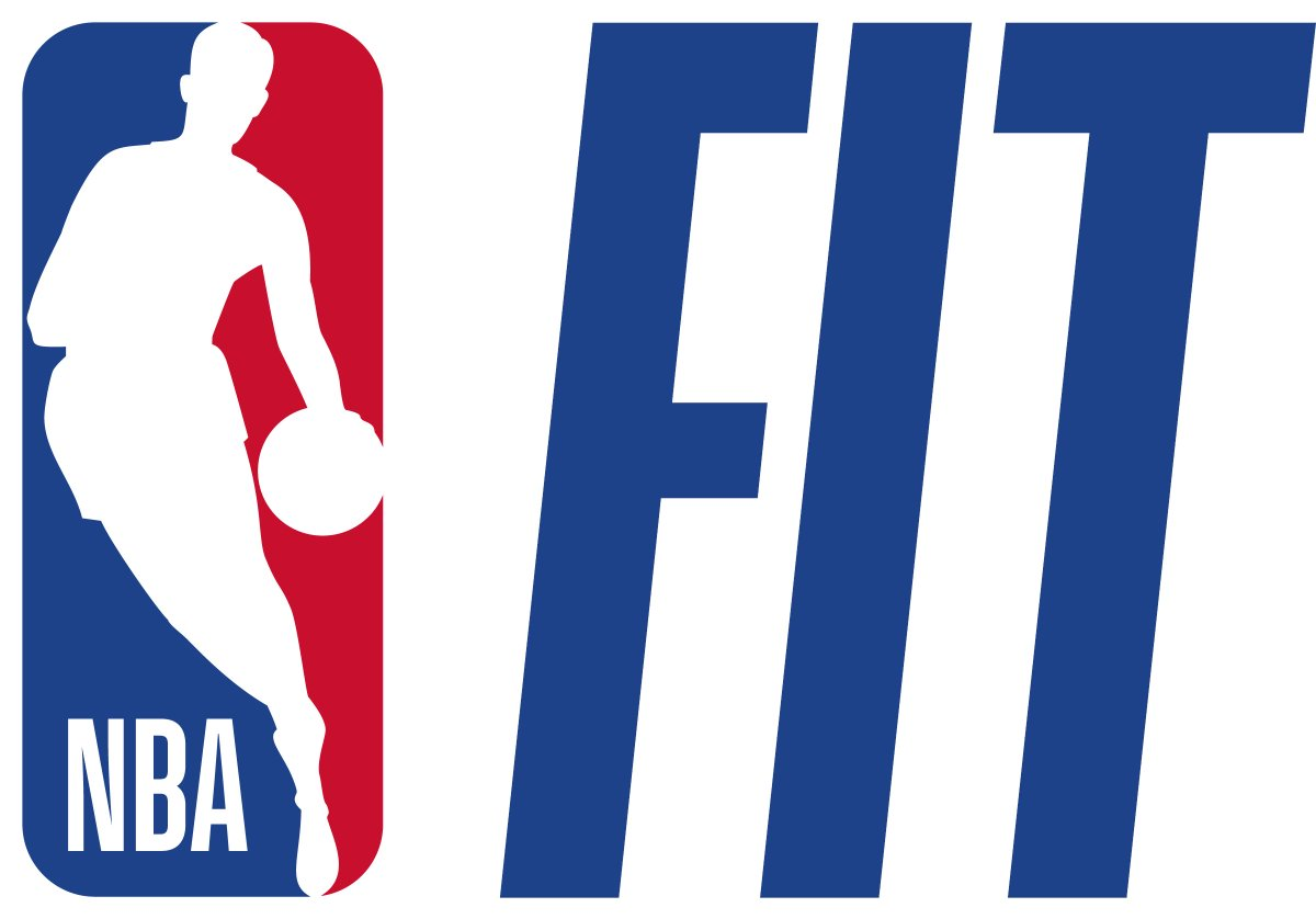 We challenge you to Be FIT Like A Pro! Don't forget to share your photos using #NBAFIT all week long ⛹️♀️🏀⛹️♂️
