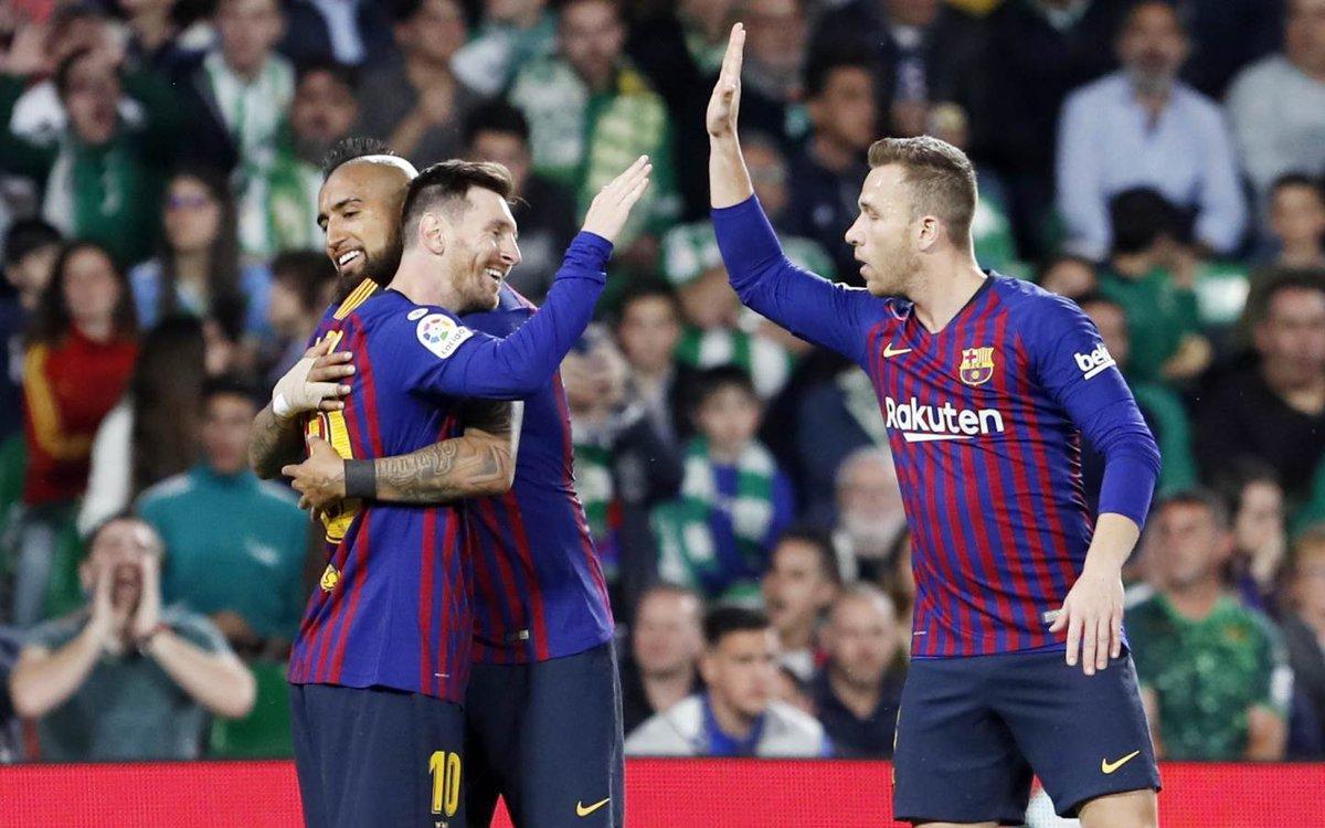 FC Barcelona's photo on Messi