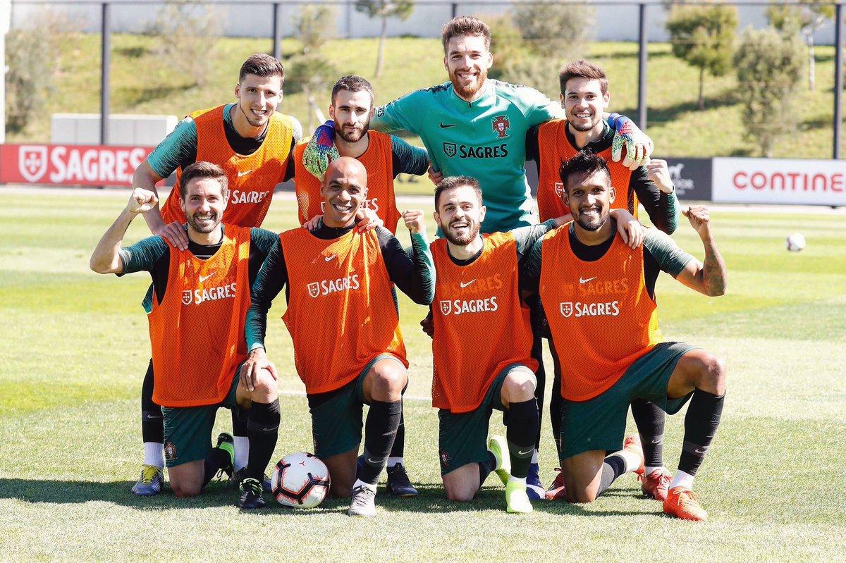 Winning team 😄🇵🇹