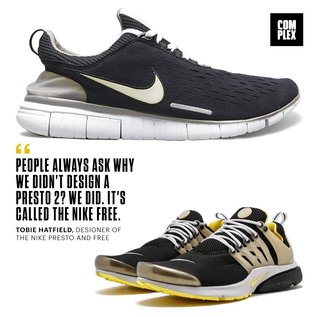 newest c6b3b f9be6 ever wonder why there wasnt a nike air presto 2