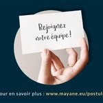 Image for the Tweet beginning: ➡️ @MayaneFrance recrute ❗️  ➡️ 3