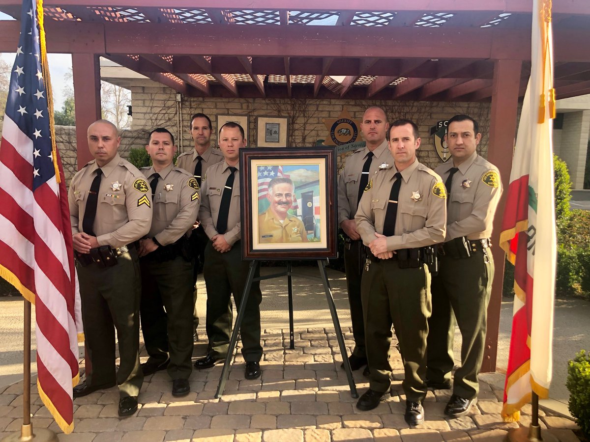 Forty-one years later: Santa Clarita Valley Sheriff's remembers fallen Deputy Arthur Pelino http://nixle.us/ATWHN