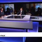 Image for the Tweet beginning: Le Débat de France24 :