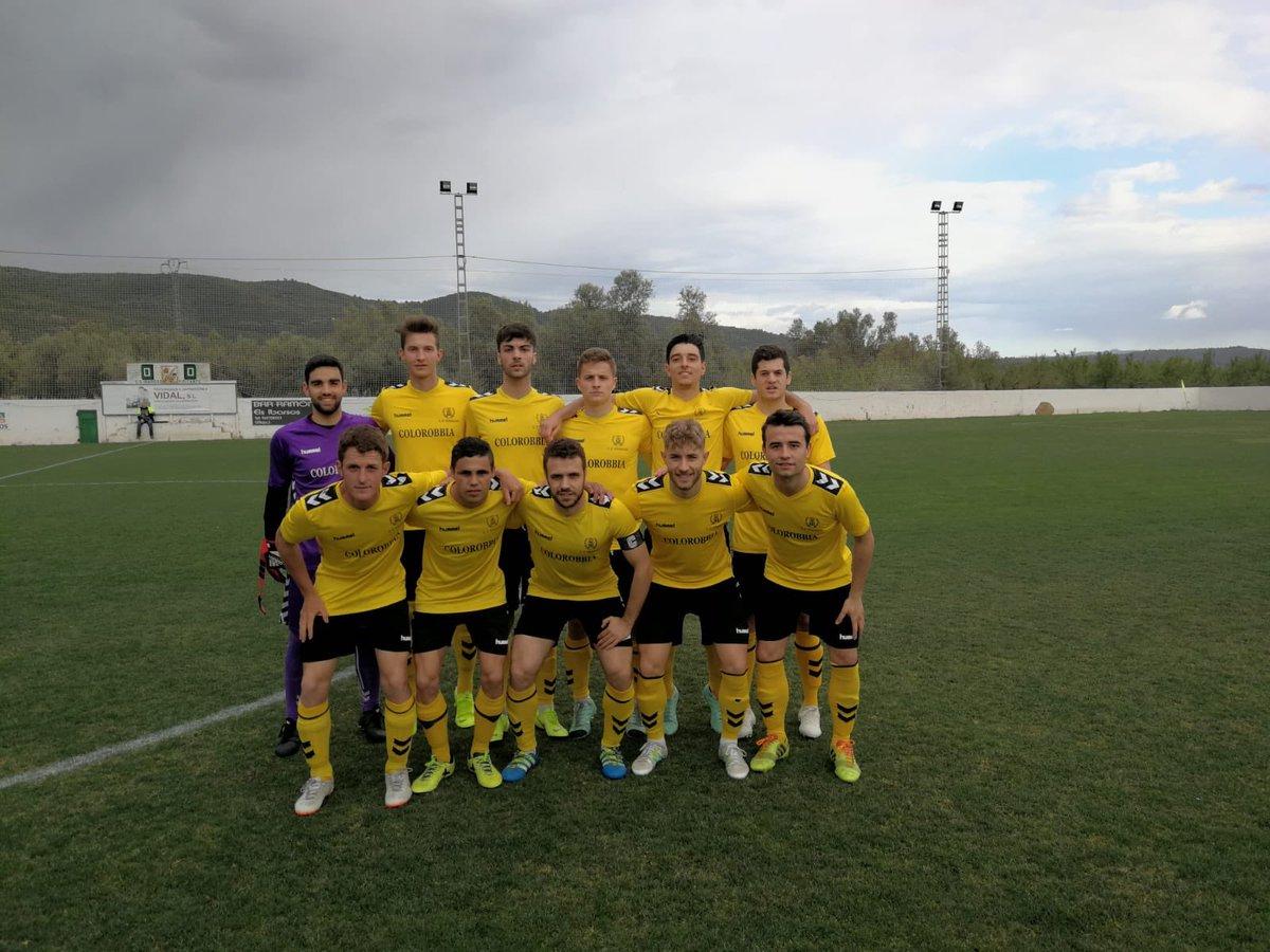Liga CF Vilafamés. #resultadoscfv  ⚽️Els Ibarsos 1-0 Primer Equipo.   Buen partido del equipo pese a la derrota.   #amuntvilafamés #cfvilafamés