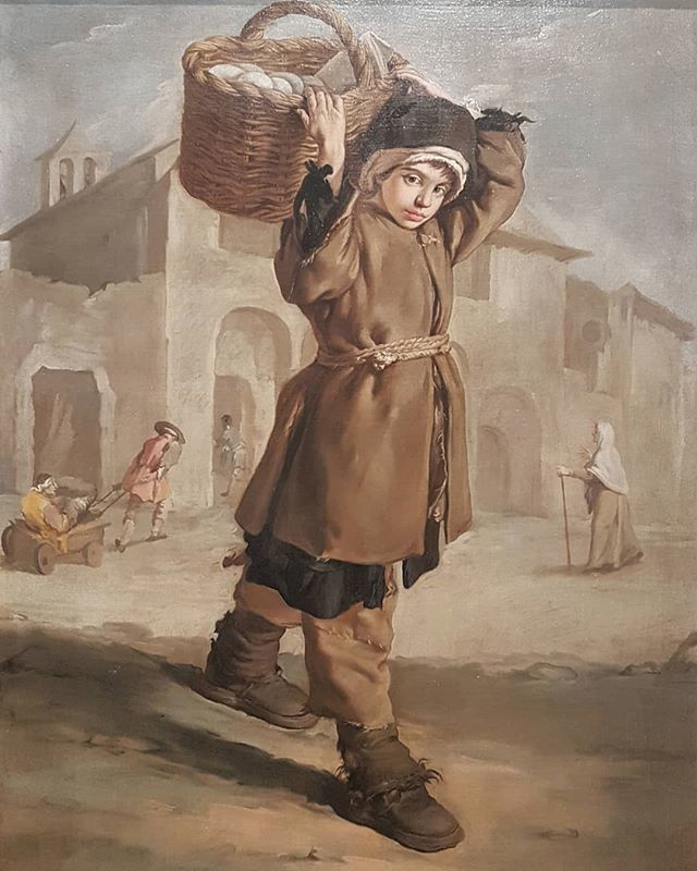 #GiacomoCeruti #Portarolo #ThePorter #OilOnCanvas @bresciamusei #Bresxia #PinacotecaTosioMartinengo #painting #Pitocchetto #BaroquePainting https://t.co/GwMf3aZggR