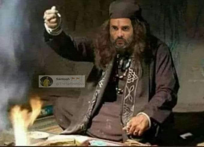 Ravul Vinci&#39;s  last attempt to win in 2019 election... #PappuMutra #Pappu  #PappuRockz<br>http://pic.twitter.com/lYNGfhw451