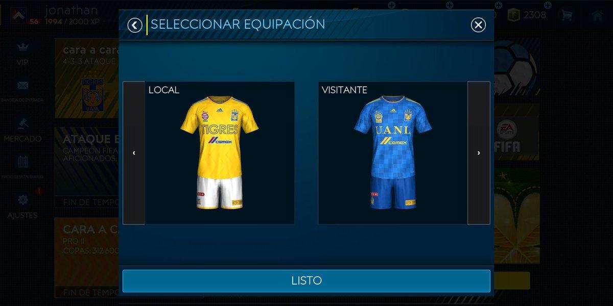 @KingMobileYT Aquí la del tigres, Monterrey, real Madrid, Sporting de lisboa, https://t.co/ttOwkGNKYE