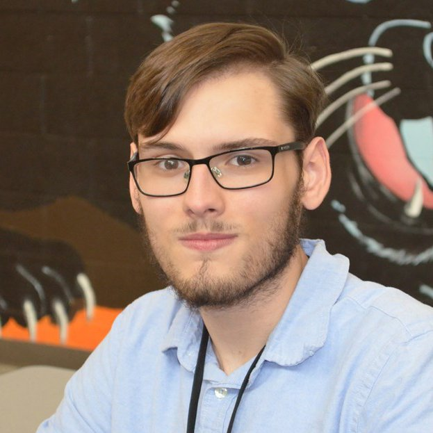 A @FuquayVarinaHS alumnus graduated from @appstate 3 months ago, knowing there's a job for him with WCPSS. Now, he's teaching at @ThePantherCreek . How?? Read more about Devin Plants and the Future Teachers Program. The deadline to apply is April 5. 🔗http://bit.ly/2OdLdAt 🔗