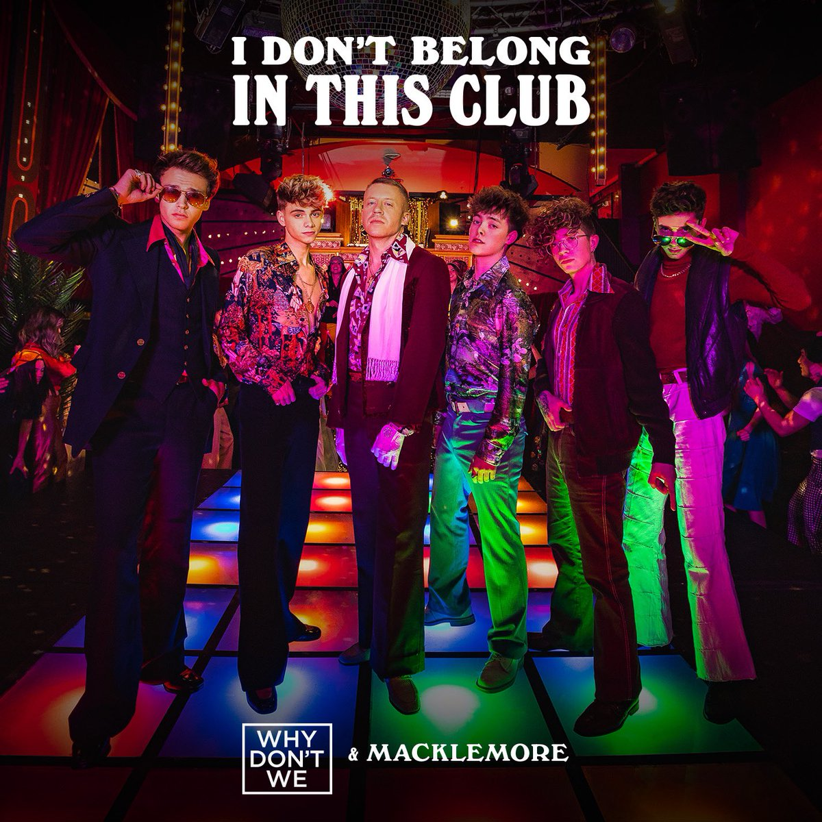 Why Don't We's photo on #IDontBelongInThisClub