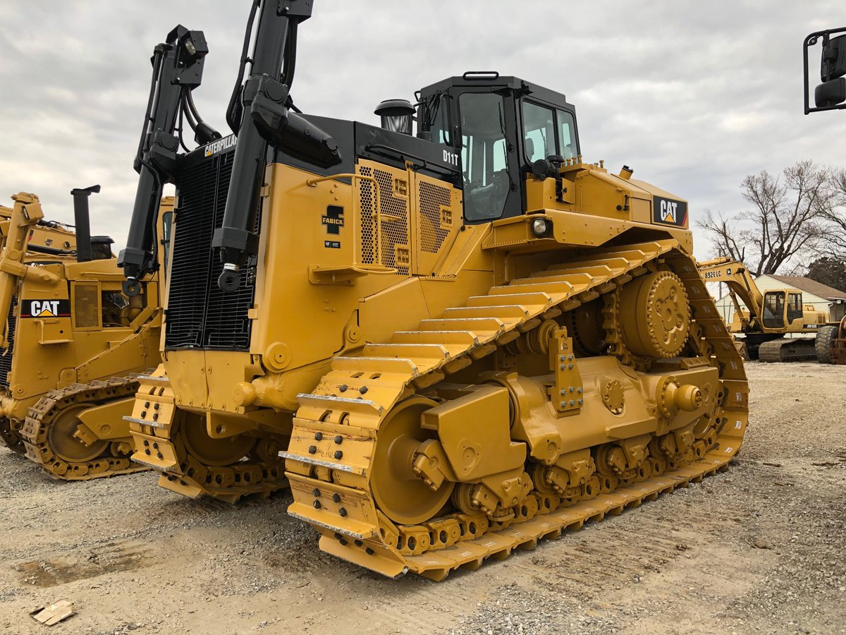 Here is a D11T complete rebuild that @FabickCat just completed,  Thank you for another great job ! 👍.  Call for more info.