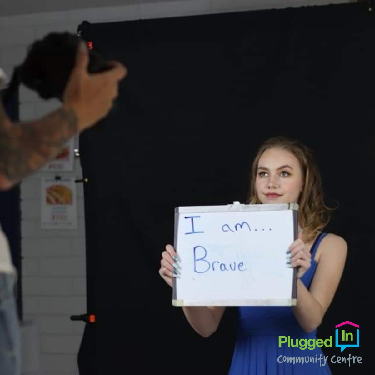 "Words from one of our BEME2019 participants:  ""My favourite part was having a lady talk about her story and how she overcame people telling her she wasn't good enoug… She was very inspirational and opened my mind up to accepting myself."" #PluggedIn #IAm #BEME2019 #ThankYou"