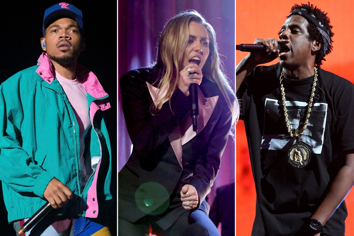 Jay-Z, Miley Cyrus, Halsey among Woodstock 50 headliners
