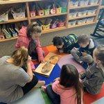 Image for the Tweet beginning: #kindnessclub visited kindergarten the other