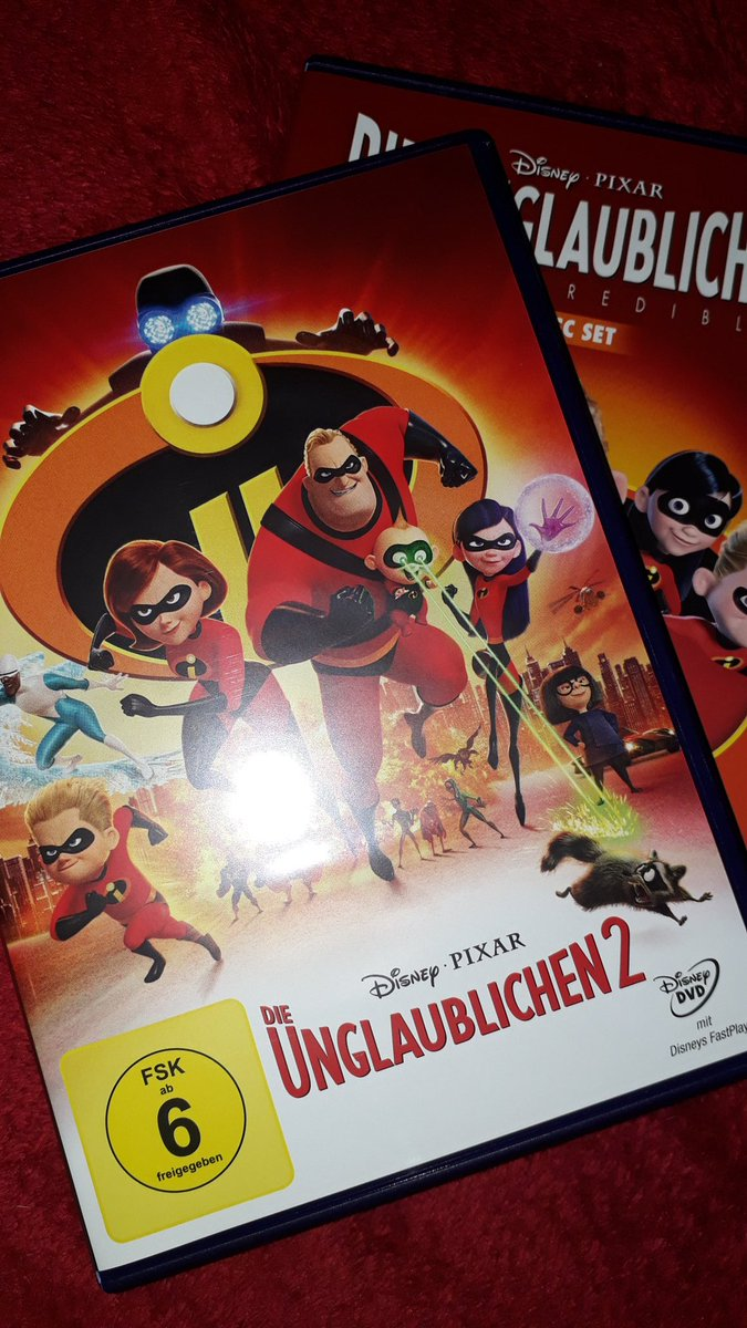 It&#39;s been 84 years  #Incredibles2 Now I just need the time to watch it <br>http://pic.twitter.com/0Hq3oRqu22