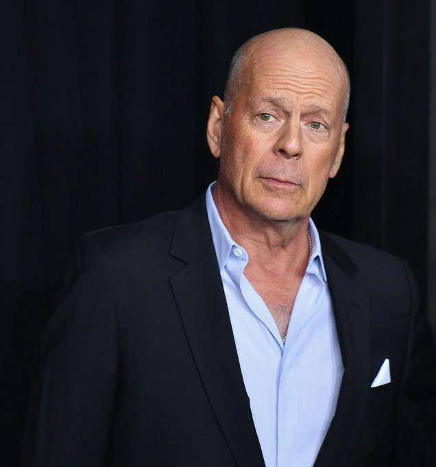 Happy 64th Birthday to My First Love BRUCE WILLIS! He\s still handsome & sexy. x a