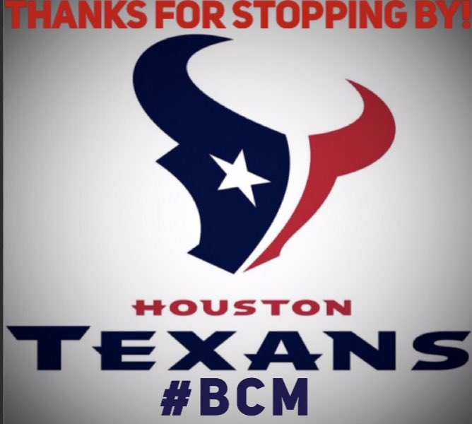 Special thanks to the @HoustonTexans for visiting campus to evaluate our seniors today! Exciting things are happening on the Hilltop #BCM #TAKEFL19HT<br>http://pic.twitter.com/NCAZ5qCnOw