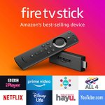 Image for the Tweet beginning: Fire TV Stick with all-new