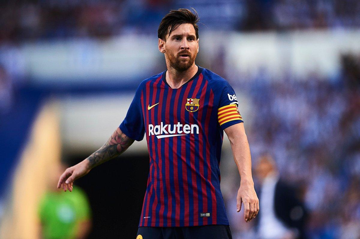 Barcelona Worldwide's photo on Messi