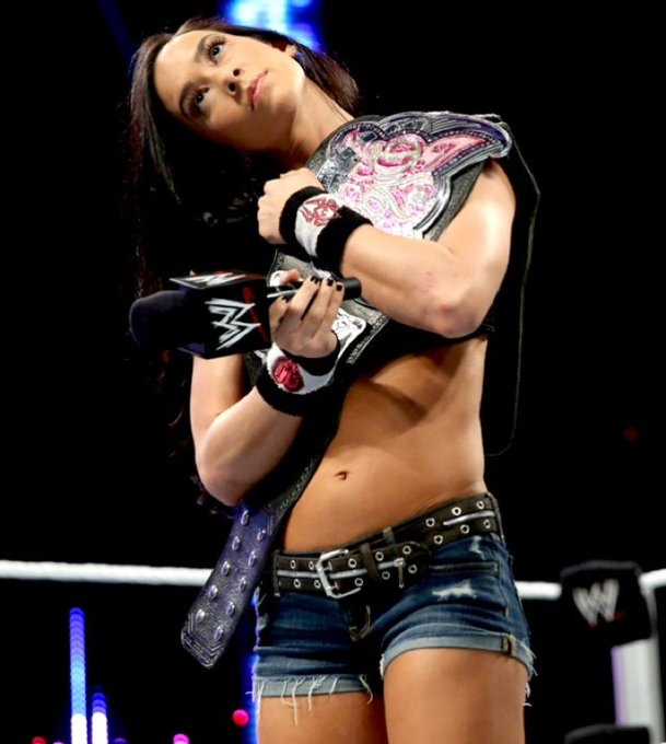 Happy Birthday to my idol, AJ Lee!!! I hope you have an amazing day!!