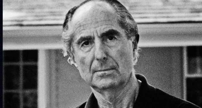 Happy Birthday writer Philip Roth, born March 19, 1933.