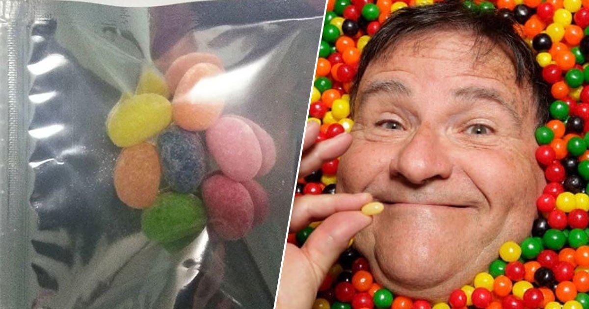 美国糖果品牌 Jelly Belly 创办人开始卖大麻二酚(CBD)橡皮糖