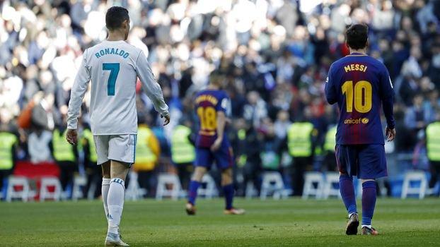 Mundo ESPN's photo on Messi