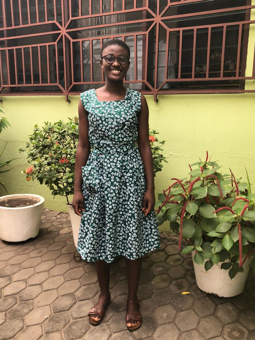 Please kindly help with any information on the whereabouts of Ann Ankrah whom was dropped off at the Spintex Junction this morning around 10am to head for classes at Achimota School. No news has been heard from her since. Please contact 0244239086/ 0244339330 with any news of her