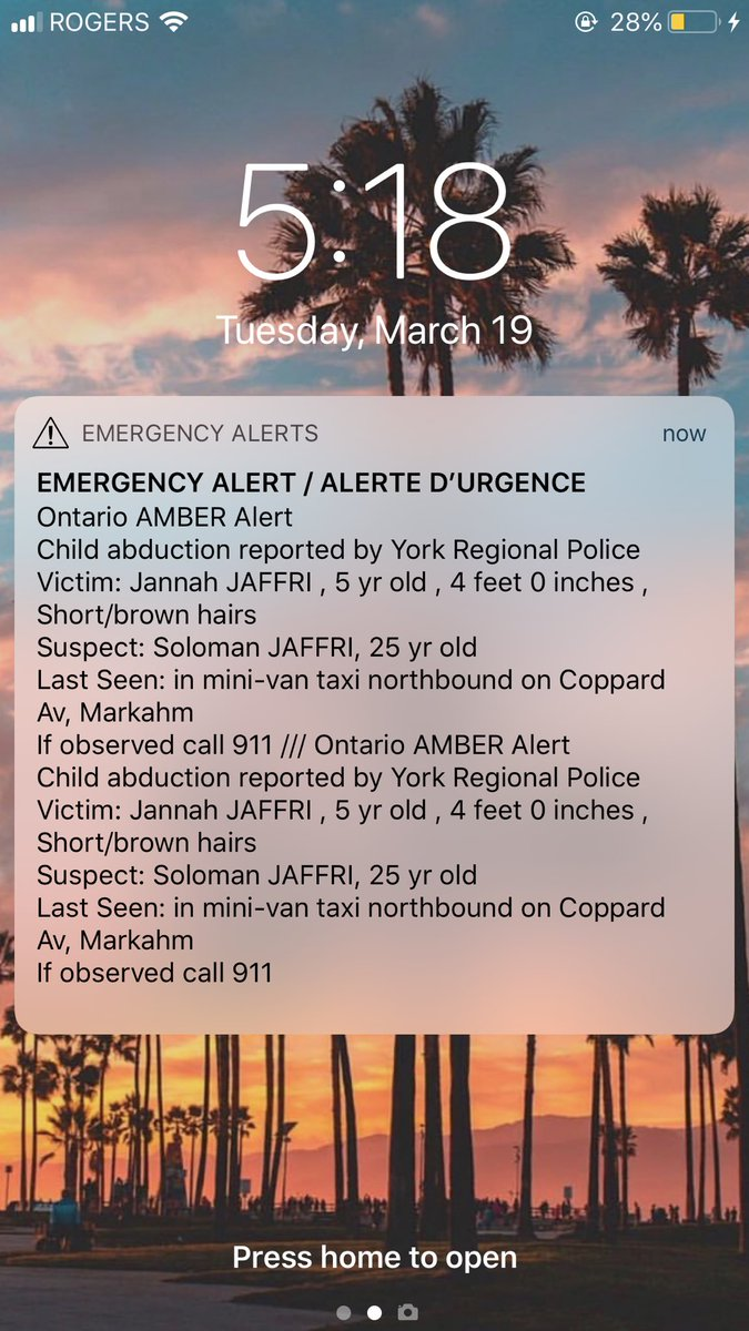 Friendly reminder: DO NOT CALL 911 if this alert simply distrupted your day. DO CALL if you have any observations to report. #alert #emergency #AmberAlert<br>http://pic.twitter.com/Dxu90PPZUE