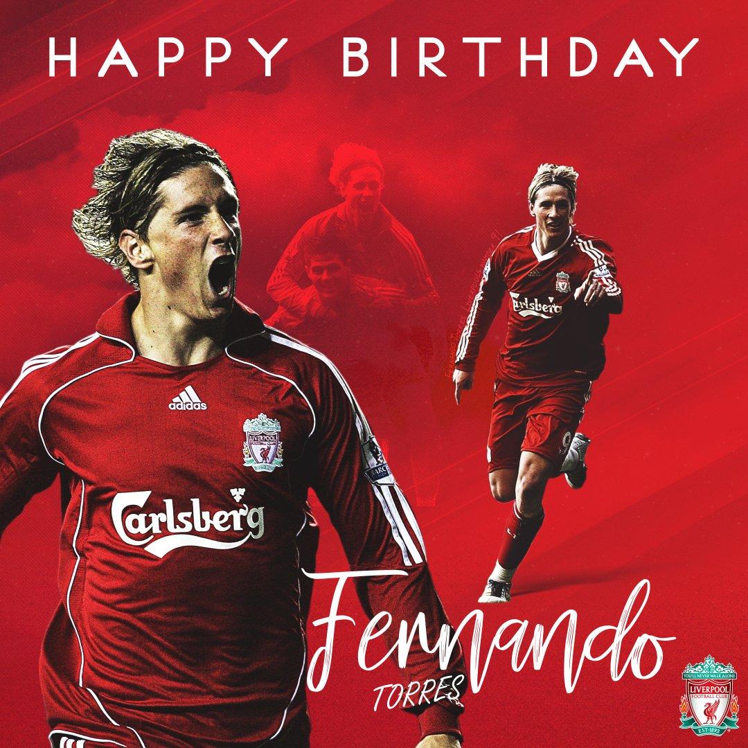 Happy birthday, @Torres! 😁🎉