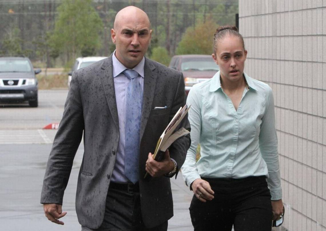 A former Mississippi police officer is facing 20 years behind bars after she admitted to having sex with her supervisor while her unattended toddler died in an overheated patrol car.   https:// trib.al/Znhcoey  &nbsp;   <br>http://pic.twitter.com/k94RA5Mopq