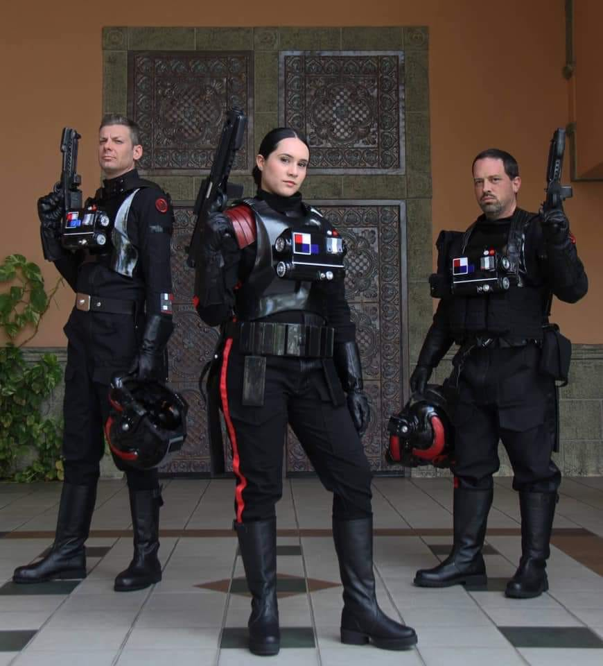 Today&#39;s #501stPicOfTheDay TI-16142, TI-80814 and TX-6276 are from the @EvergladesSquad of the @FloridaGarrison Photo Credit: TD-2884 #501stLegion #StarWars @501stSpecOps<br>http://pic.twitter.com/x3yqr6BTZ3
