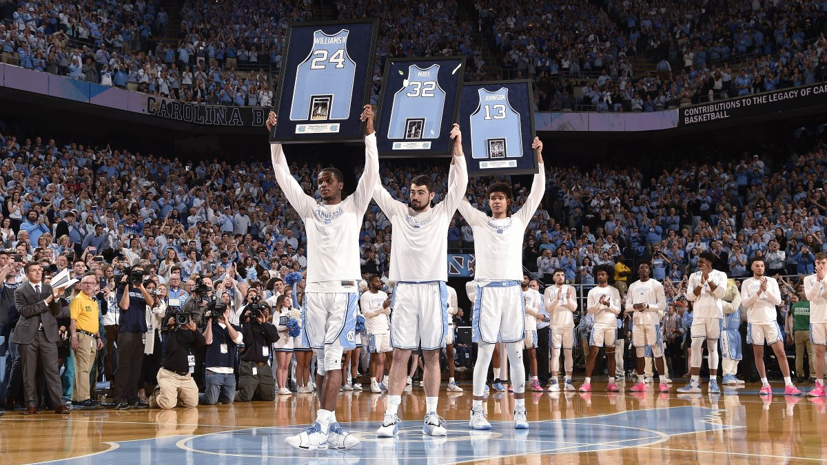 Carolina has its best 4-year period of NCAA seeds in school history: 1 in 2016, 1 in 2017, 2 in 2018 and 1 in 2019. Those seeds reward regular-season play. Coincides with KenPom's ranking UNC's strength of schedule 6th, 6th, 1st & 2nd in those four years!